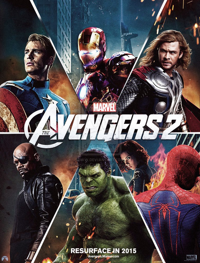 Watch and Download All Hollywood Trailers: The Avengers 2 ...