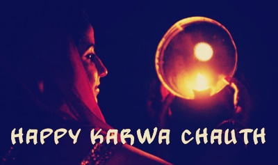 Happy Karwa Chauth 2016 in English Wishes, Greetings, Quotes, SMS, Message, Status, Shayari