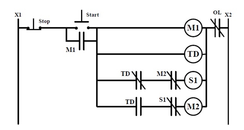 wiring diagram yamaha electric guitar step down transformer star delta 3-phase motor automatic starter with timer – readingrat.net