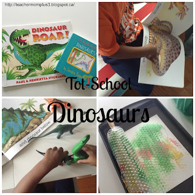 http://teachermomplus3.blogspot.ca/2016/02/tot-school-dinosaur-activities-day-1.html