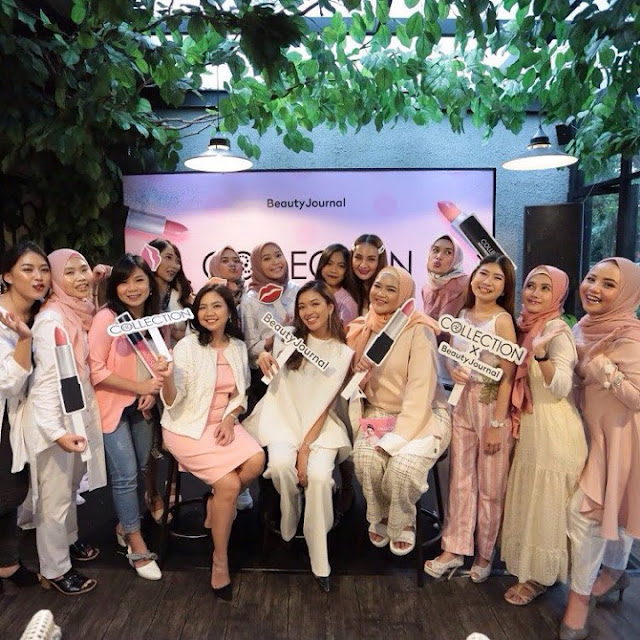 Collection Cosmetics Goes to Bandung Launching Event