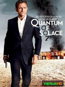 Điệp Viên 007: Định Mức Khuây Khỏa