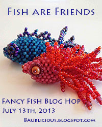 Fancy Fish Blog Hop