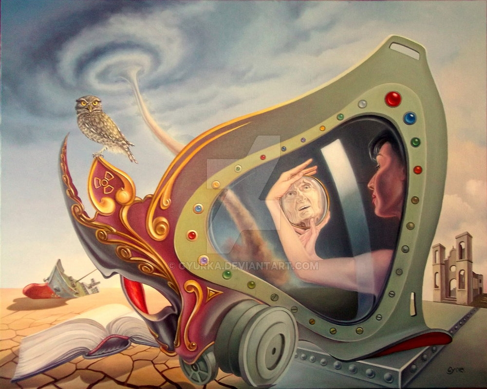 07-May-be-tomorrow-Gyuri-Lohmuller-Complex-Surreal-Paintings-that-make-you-Think-www-designstack-co
