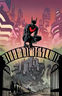 "Preview de ""Batman Beyond"" núm 31 de Dan Jurgens y Rick Leonardi."