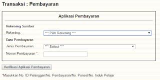 Aplikasi Pembayaran BSM net