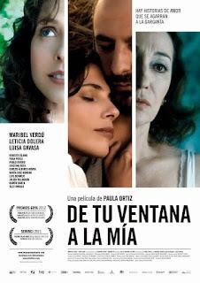 Cartel: De tu ventana a la mía (2011)