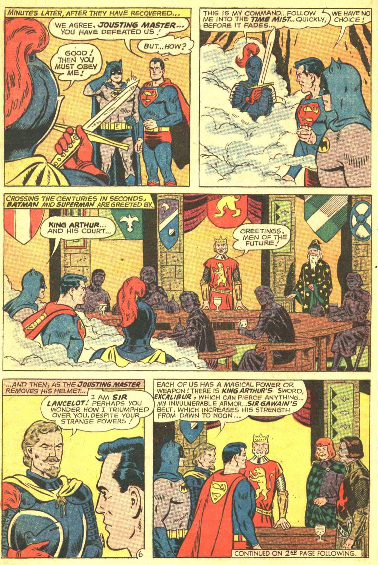Read online World's Finest Comics comic -  Issue #162 - 8