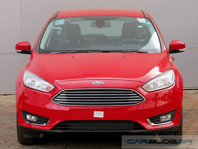 Ford Focus 2.0 Powershift 2016