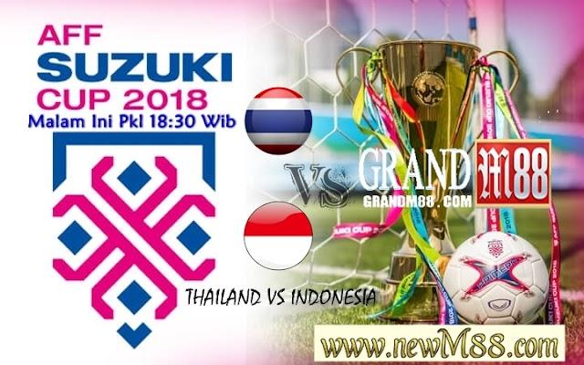Kuis Tebak Skor Berhadiah !! Thailand VS Indonesia
