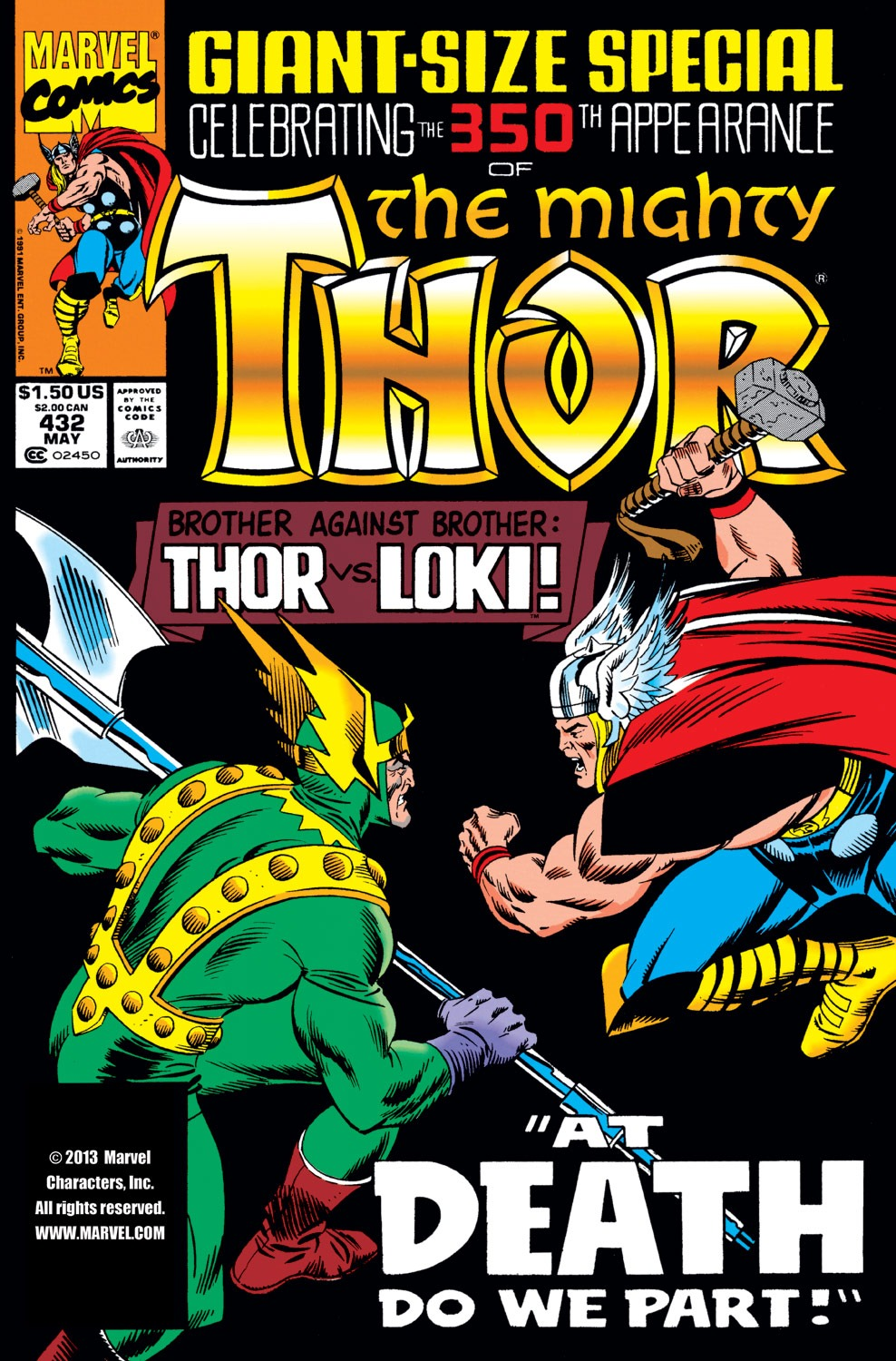 Thor (1966) 432 Page 1