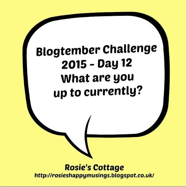 Blogtember challenge day 12