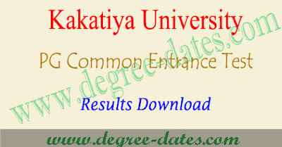 KU PGCET results 2018 kucet rank card download at www.manabadi.com
