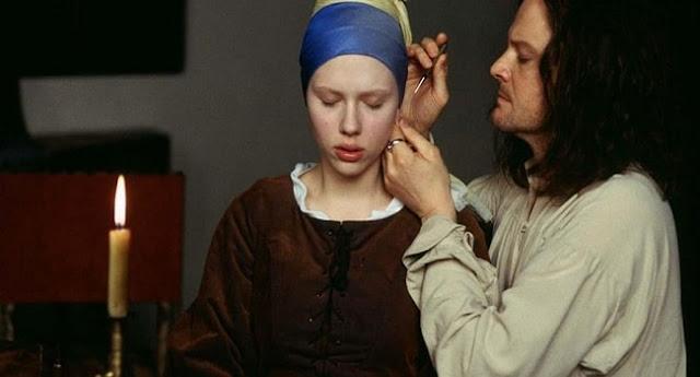 Scarlett Johansson Filmleri - İnci Küpeli Kız - Kurgu Gücü