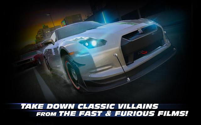 Game Balap Fast & Furious Legacy
