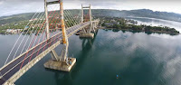 Gambar Jembatan Merah Putih Ambon_02
