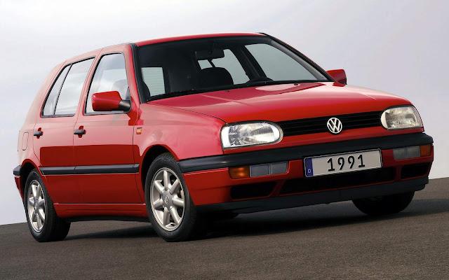 Volkswagen Golf Mk3 1991