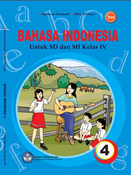 Bahasa Indonesia Untuk SD Kelas 4