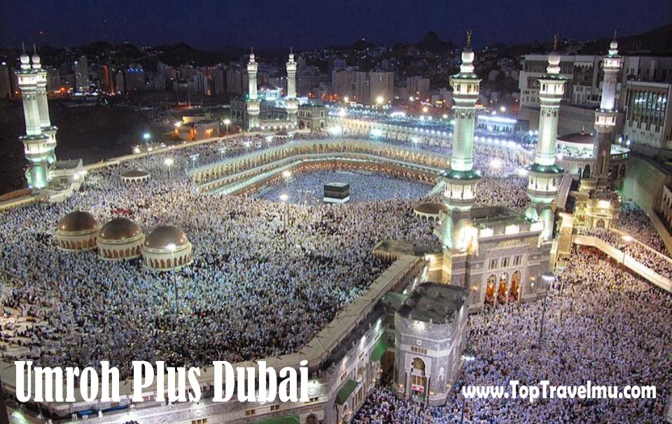 Paket-Umroh-Plus-Dubai