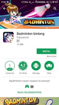 Badminton Bintang