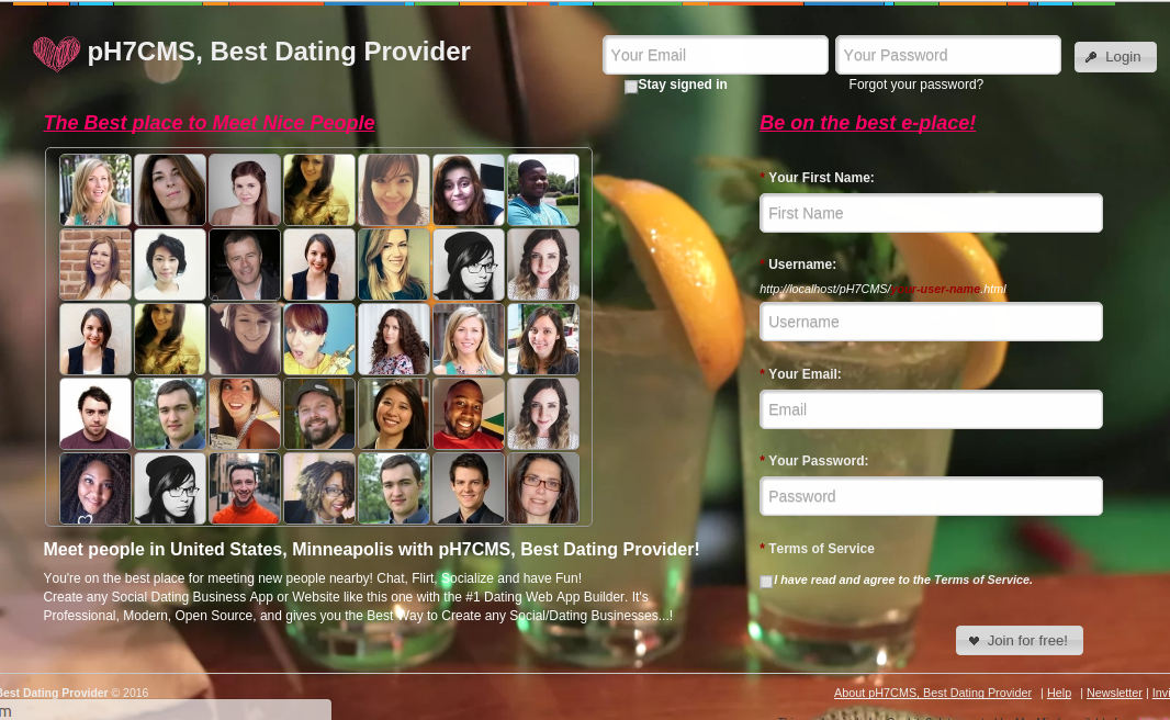 Dating websites in usa have gmail and link