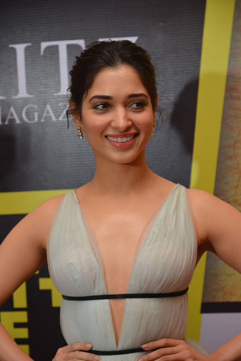 Tamanna Stills at South Scope Life Style Awards 2016