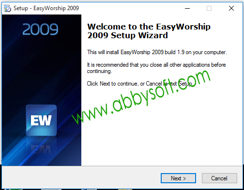 download easy worship 2009 patch