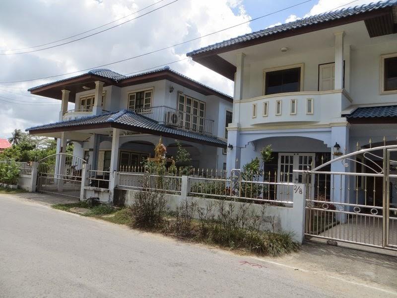Большие дома Таиланд