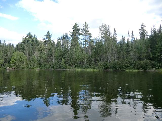 lake in Thunder Bay