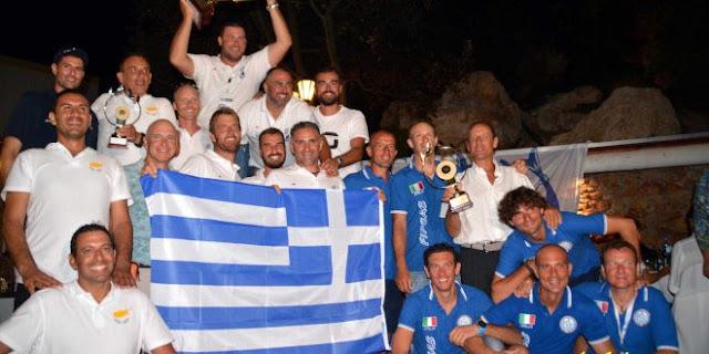 Την 2η θέση στο 30ο Παγκόσμιο Πρωτάθλημα υποβρύχιας Αλιείας κατέκτησε ο Γιάννης Σιδέρης από το Κρανίδι