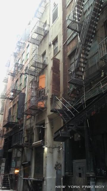 Cortland Alley