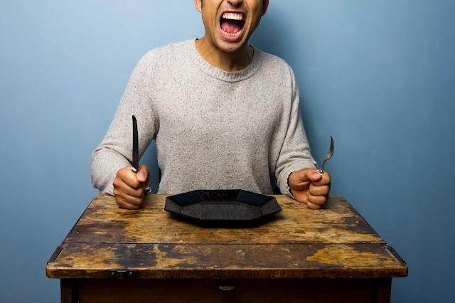 Penyebab Seseorang Mudah Marah Ketika Lapar