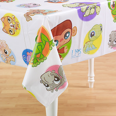 decoraci n de fiestas infantiles de littlest pet shop. Black Bedroom Furniture Sets. Home Design Ideas