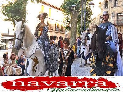 Así Será Semana  Medieval Estella  Lizarra 2016