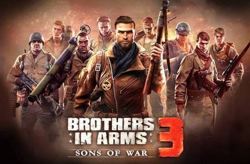 Brother in Arms 3 Apk Download For Android