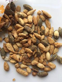 munchy seeds honey seeds