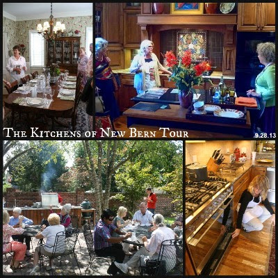 The Kitchens of New Bern Tour is THIS Saturday!