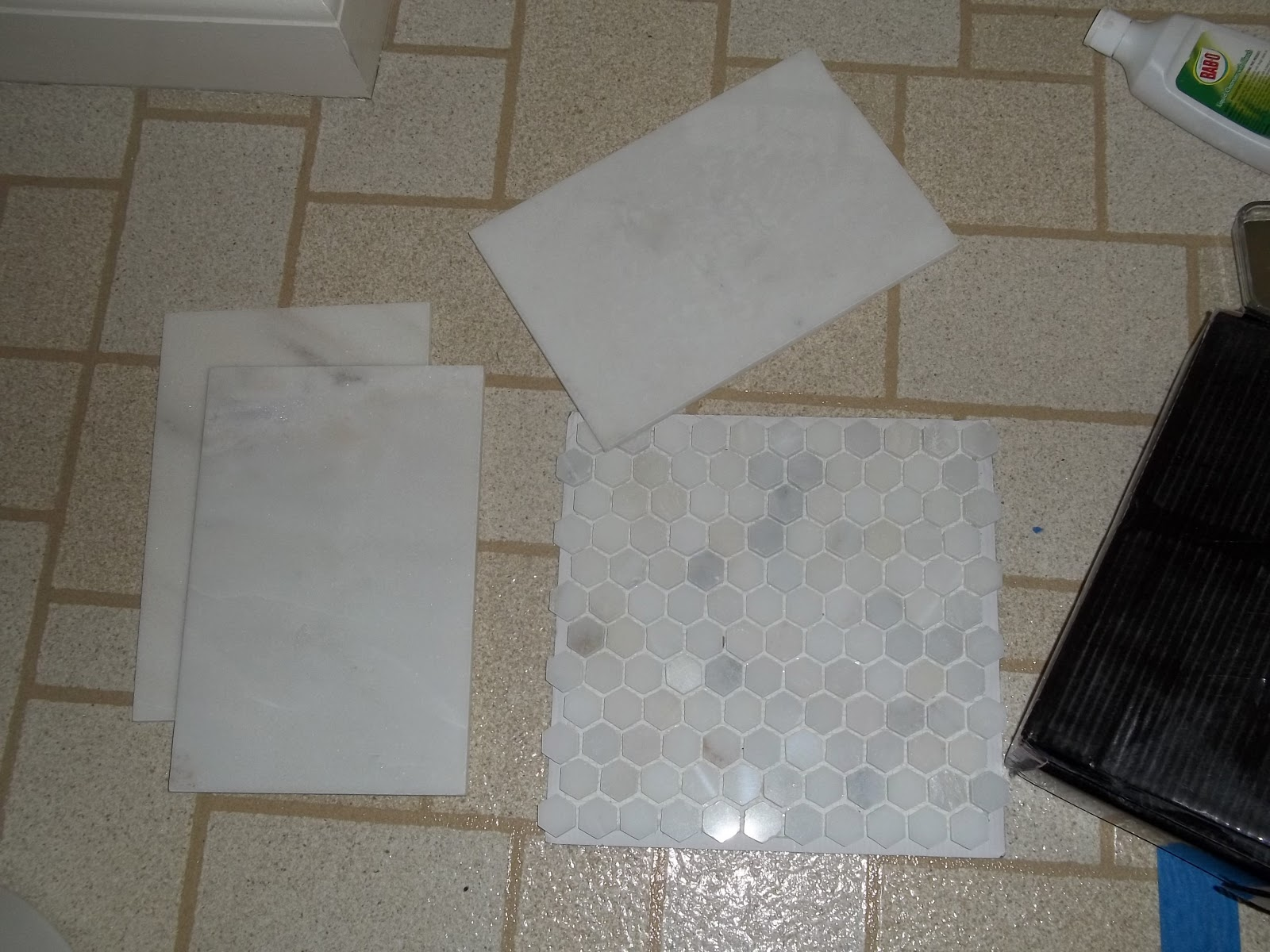 Flooring Materials for Floors and Walls