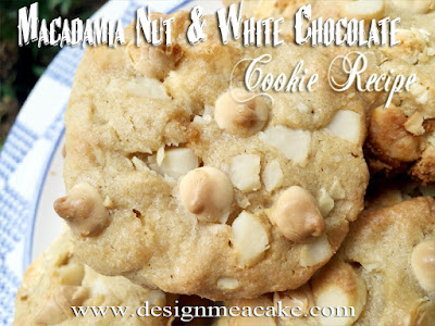 Galleta con Macadamia Nut y Chocolate Blanco