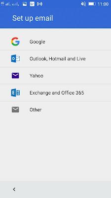 Cara Mendaftar Akun Google di Lenovo Vibe K Note