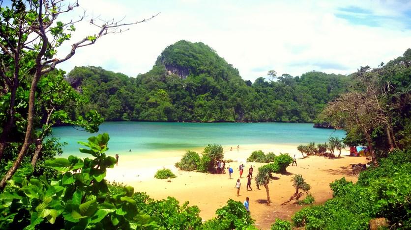 Pesona Cagar Alam Pulau Sempu di Jawa Timur Bukanlah Tempat Wisata