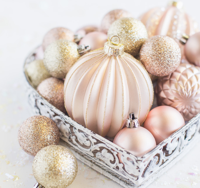 Daily Dose of Design: Neutral Christmas Decor Favorites with ...