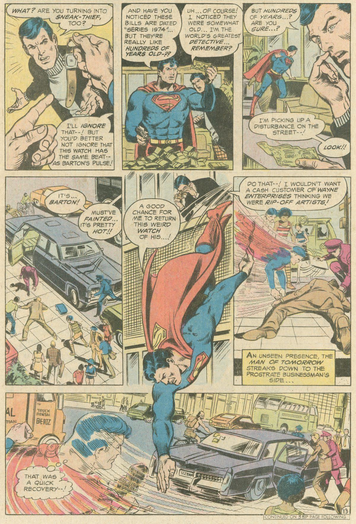 Read online World's Finest Comics comic -  Issue #244 - 16