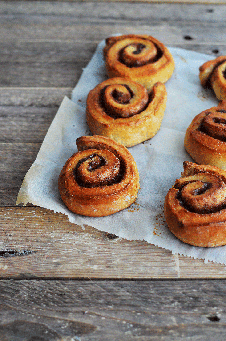 Cinnamon Buns | https://oandrajos.blogspot.co.uk