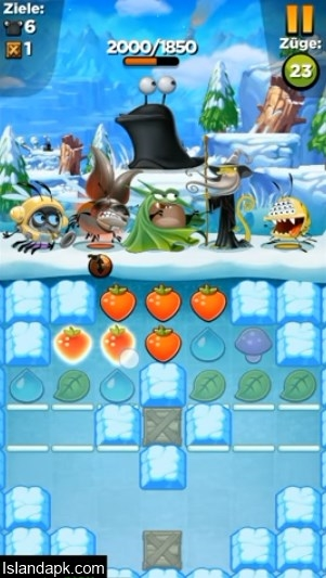 Download Game Best Fiends Mod Apk Puzzle Adventure Android Terbaru