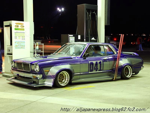 free download grils imags: WEIRD TUNED JAPANESE CAR - BOSOZOKU