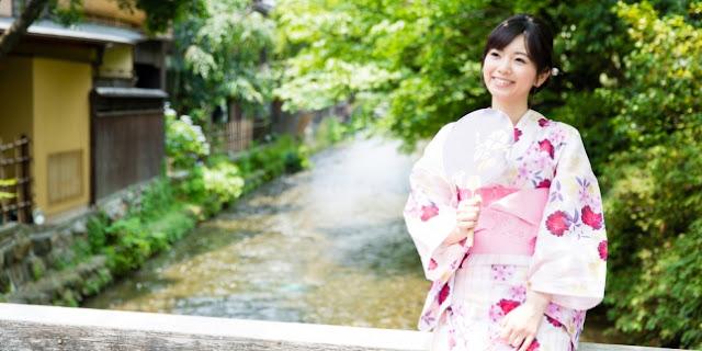 Rahasia Tubuh Langsing Wanita Jepang