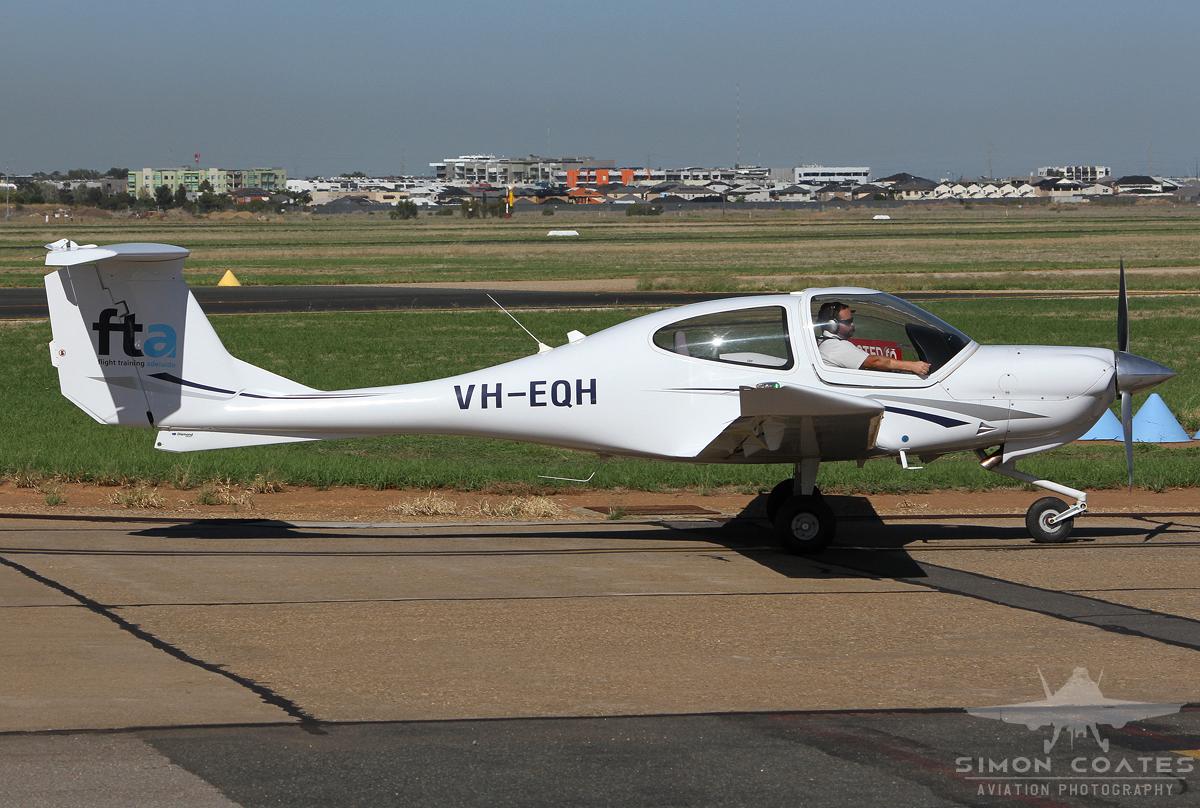 Diamond Da40 180 Diamond Star Vh Eqh Ga Aircraft Australia