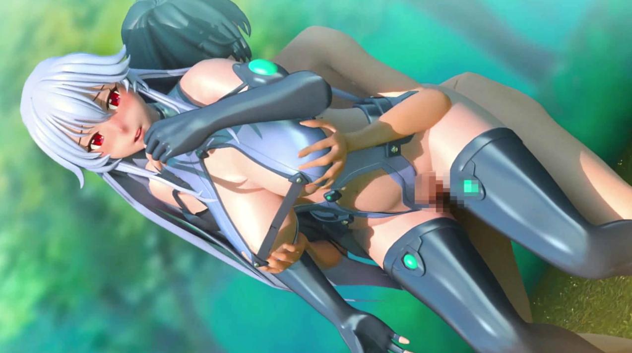 Criaram um game erótico bem feito da Aine de Masou Gakuen HxH