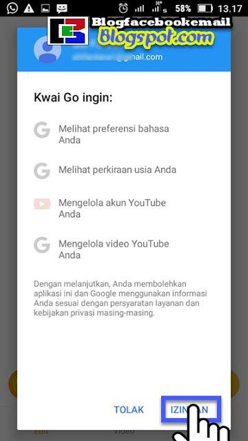 cara daftar kwai go aplikasi android penghasil uang